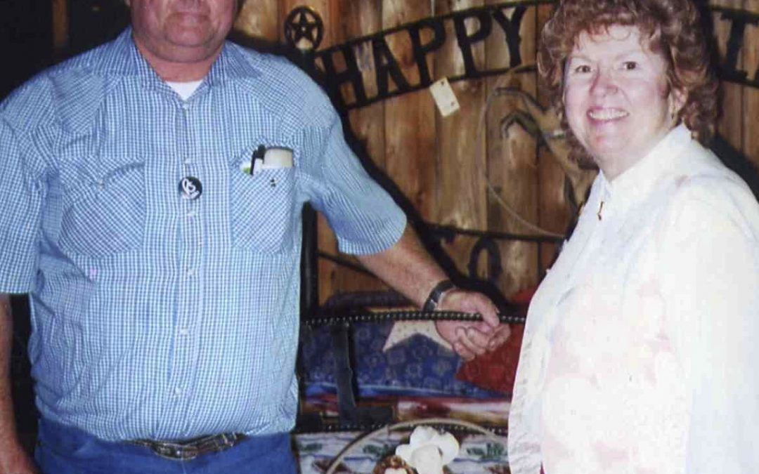 Charles & Cheryl Rogers Barnett