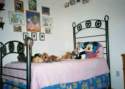 Bed Room-Betty's Grandkids-Micky Mouse