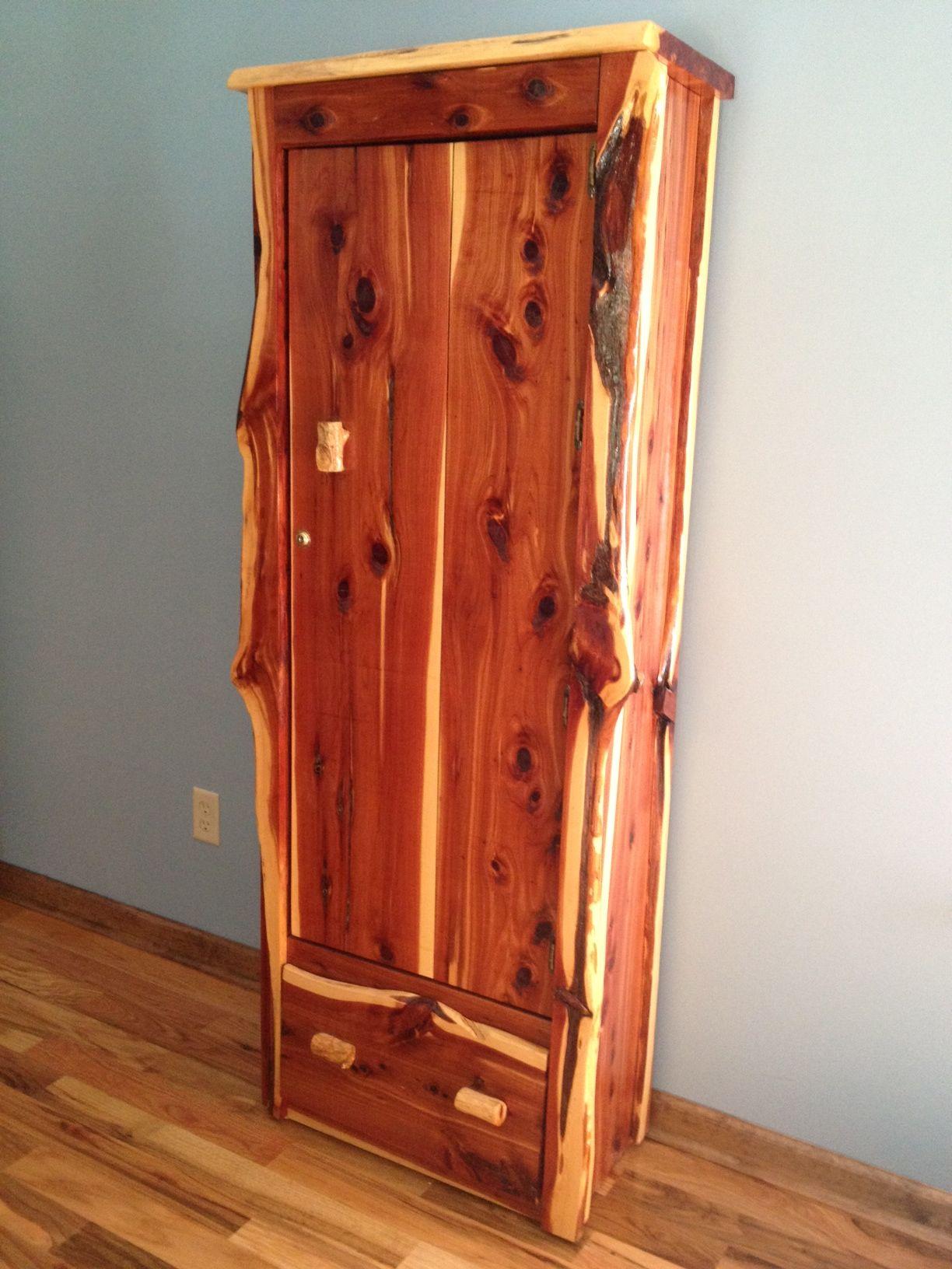 Gun Cabinet Cedar Rockin L Designs